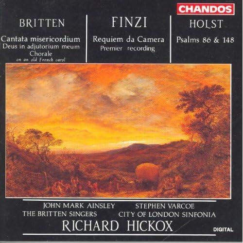 Britten / Finzi / Holst: Sacred Works
