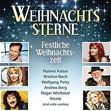 Weihnachtssterne-Festliche Weihnachtszeit [Import allemand]