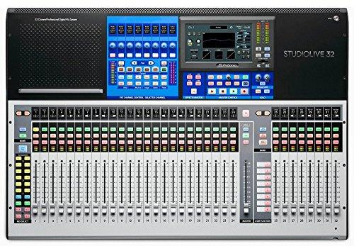 Digital Mischpult (Mischpult Digital PRESONUS Studio Live 32)