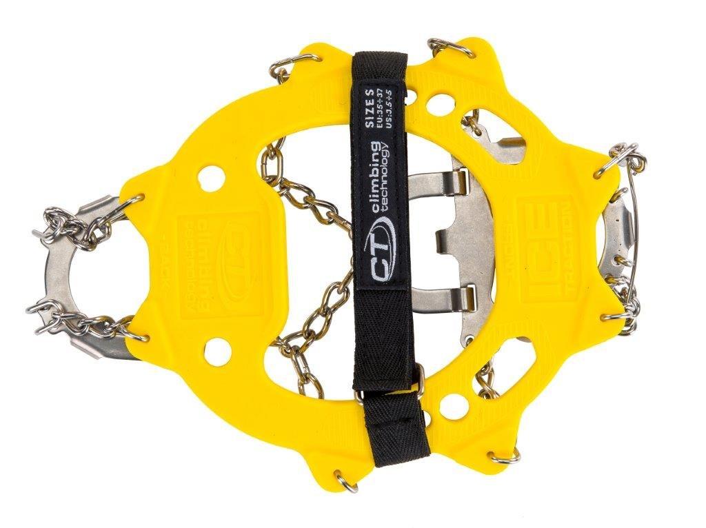 Climbing TECNOLOGY–Climbing Technology Ice Traction Crampons Plus