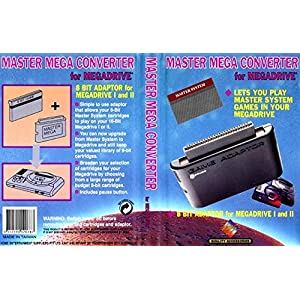 Master System Converter (Mega Drive)