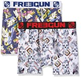 Freegun Packx2, Boxer Homme