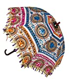 Designer Embroidered Cotton Beautiful Tr...