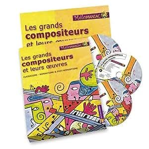 Fuzeau - 6749 - Coffret - Les Grands Compositeurs - Vol 1