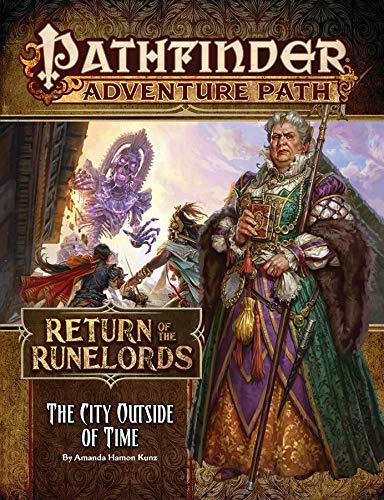 Pathfinder Adventure Path: The City Outside of Time (Return of the Runelords 5 of 6) por Amanda Hamon Kunz
