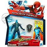 The Amazing Spider-Man 2 Spider Strike Figure: Power Charged Electro by Spider-Man