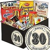 30. Geburtstag | DDR Süßigkeiten Box | Süße Ostbox mit Viba, Halloren, Zetti und vielem mehr