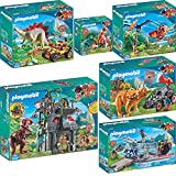 PLAYMOBIL® The Explorers 6er Set 9429 9430 9431 9432 9433 9434