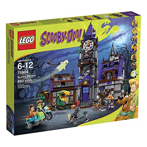 LEGO - 75904 - Scooby-Doo - Jeu de Construction - La Maison...