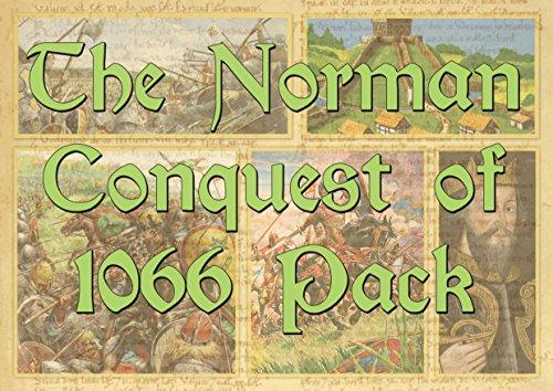 Die Normannische Eroberung 1066Display & Aktivität Pack-11A3laminiert Blatt-Geschichte Teaching Ressource-Klassenzimmer Dekoration
