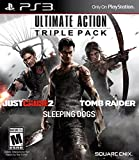 Ultimate Action Triple Pk W/Just Cause 2...