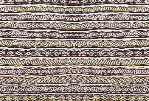 Printodecor - Alfombra Vinílica Impresa, Multicolor (Rústico), 143 x 97 cm