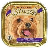 STUZZY DOG Mister pate´ con cinghiale gr. 300 - Mangimi umidi per cani