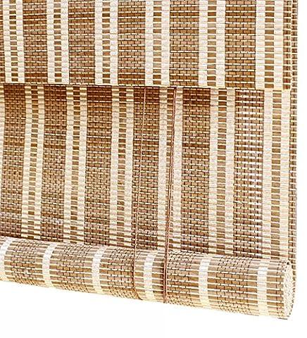 Store Bateau 120 Cm - WUFENG Custom Made Bamboo Roll Up Window
