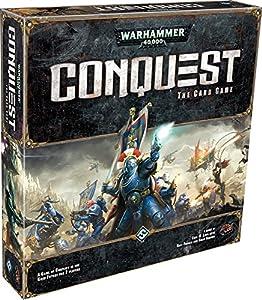 Fantasy Flight Games - Juego de cartas Warhammer, para 2 jugadores (FFGWHK01) (importado)