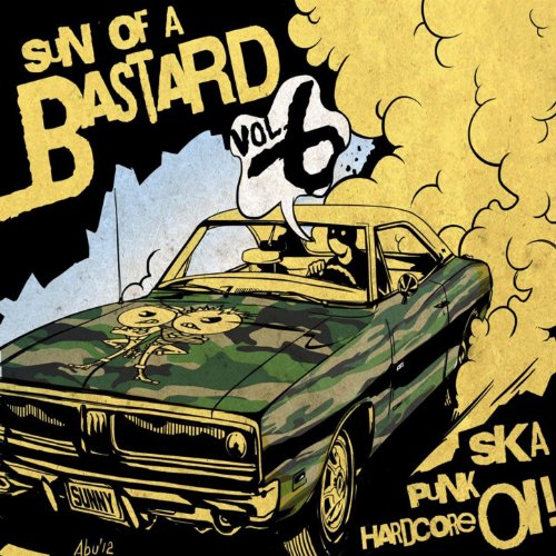 Sun of a Bastard Volume 6