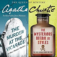The Murder at the Vicarage & the Mysterious Affair at Styles (Miss Marple Mystery / Hercule Poirot Mystery)