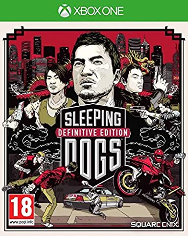 Sleeping Dogs Definitive Edition Xbox