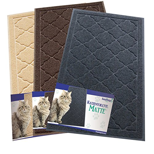 Easyology Premium Cat Litter Tray Mat - XL Super