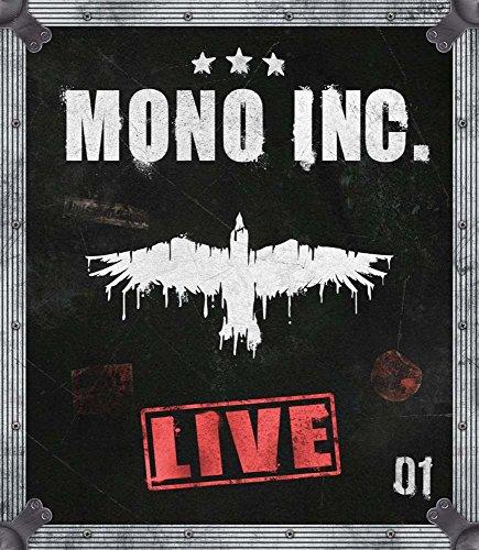 Mono Inc. - Live 01 (2 Blu-Ray)