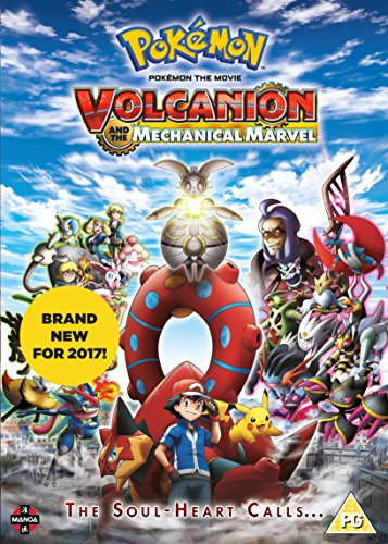Image of Pokemon The Movie: Volcanion and the Mechanical Marvel [DVD]