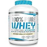 Biotech 100% Pure Whey Proteínas Banana - 2270 gr: Amazon.es ...