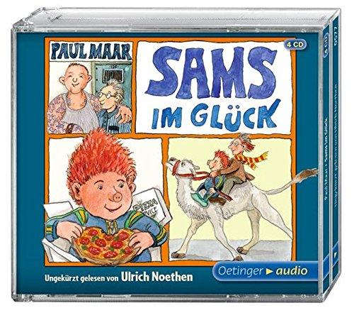 Preisvergleich Produktbild Sams im Glück (4 CD): Ungekürzte Lesung