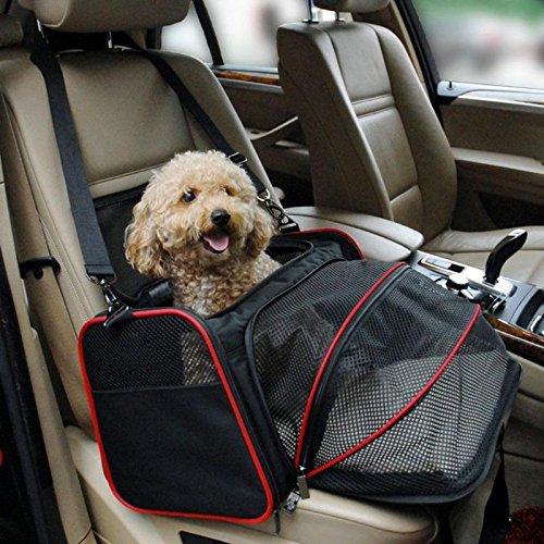 CYCY Trasportino da Viaggio per Cani e Gatti, Edizione Limitata, Approvato dalle compagnie aeree, espandibile, con Lati Morbidi