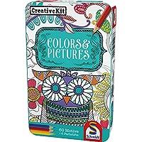 Schmidt Spiele 51403 - Kit créatif avec couleurs et images