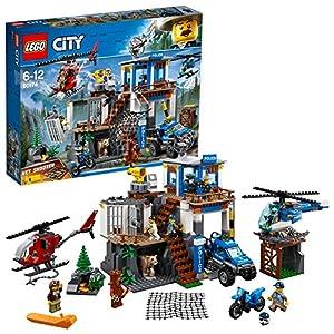 LEGO 60174 City Police Quartier generale della polizia di montagna (Ritirato dal Produttore) 5702016109559 LEGO