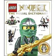 LEGO® Ninjago The Visual Dictionary: Includes Zane Rebooted Minifigure