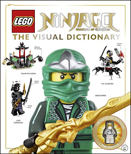 Ninjago. The Visual Dictionary (Lego Ninjago)