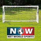 Fußballtor, die ganze Modellreihe: 1.5 x 1.2m - 3.7 x 1.8m (Klick- und Matchtore) [Net World Sports]