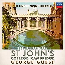 The Complete Argo Recordings