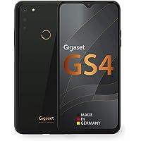 Gigaset GS4 Smartphone - Made in Germany - leistungsstarker 4300mAh Akku mit Schnellladefunktion - 6,3 Zoll Full HD+ V…