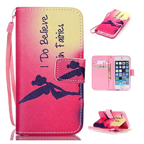 Nutbro iPhone 4S Case, iPhone 4 4S Wallet Case, Premium PU Leather Wallet [Stand Feature] with Built-in Credit Card Slots Wallet Case for Apple iphone 4S / iPhone 4 21