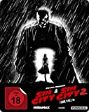 Sin City 1 & 2 - Blu-ray Steelbook