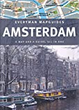 Amsterdam Everyman Mapguide: 2016 edition (Everyman Citymap Guide)