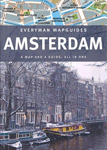 Amsterdam Everyman Mapguide: 2016 edition (Everyman Citymap Guide) -