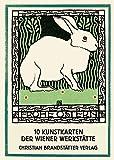 Frohe Ostern: 10 Kunstkarten der Wiener Werkst?tte
