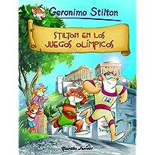 Stilton en los Juegos Olímpicos: Cómic Geronimo Stilton 10 (Comic Geronimo Stilton)