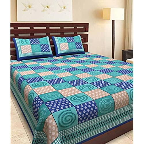 King Size Bed Sheets: Buy King Size Bed Sheets Online At Best Prices In  India   Amazon.in
