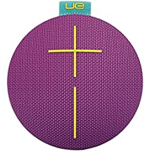 UE ROLL 2 - Altavoz Bluetooth ultraportátil (impermeable, resistente a golpes, con flotador), color morado