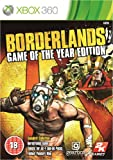 Cheapest Borderlands: Game of the Year Edition on Xbox 360