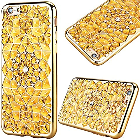 GrandEver Morbido Cover per iPhone 6 Plus