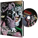 DCU Batman: The Killing Joke inkl. Hardcover Panini Comic (exklusiv bei Amazon.de) [Blu-ray]