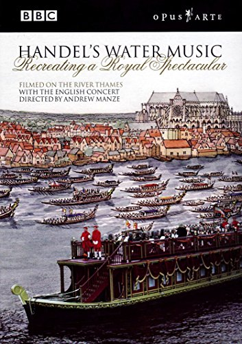 Handel's water music - Recreating a royal spectacular - Amazon Musica (CD e Vinili)
