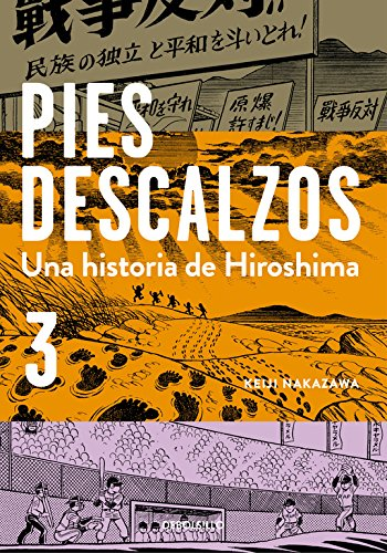 Pies descalzos 3: Una historia de Hiroshima (BESTSELLER-COMIC)