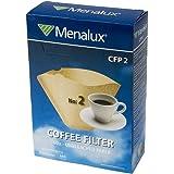 Menalux CFP2 100 papieren filter 1x2 voor koffiezetapparaat