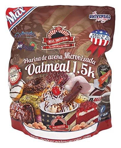 max-protein-american-brownie-harina-de-avena-1500-gr